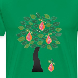 This is a Tree Shirt - Men's Premium T-Shirt