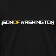 Design ~ Son of Washington Tee (Black)