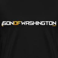 Design ~ Son of Washington Tee (Black)