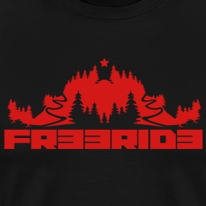 MTB Freeride T-Shirt - Men's Premium T-Shirt