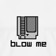 Design ~ NES Blow Me