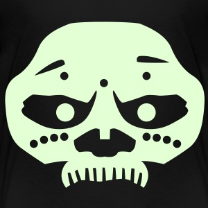 Voodoo Mask (Solid) Baby & Toddler Shirts - Toddler Premium T-Shirt
