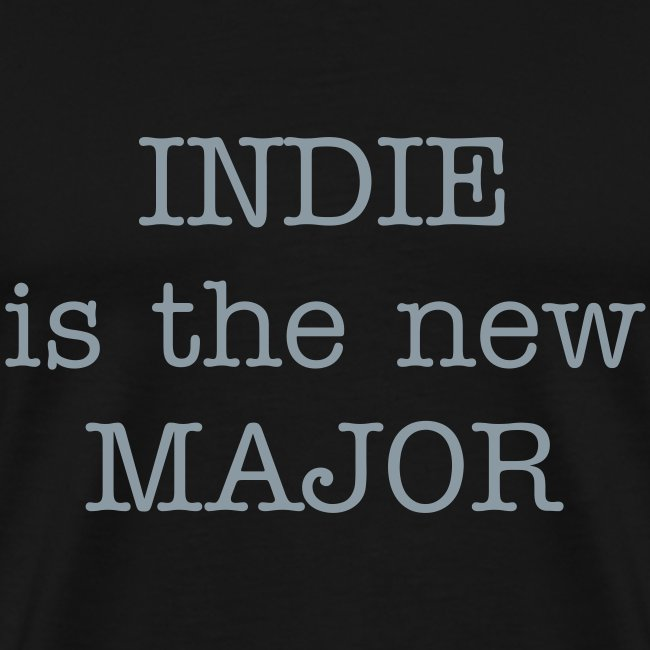 INDIE 3XL AND 4XL T-Shirt (Classic)
