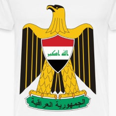 Crest Iraq (dd)++ T-Shirts