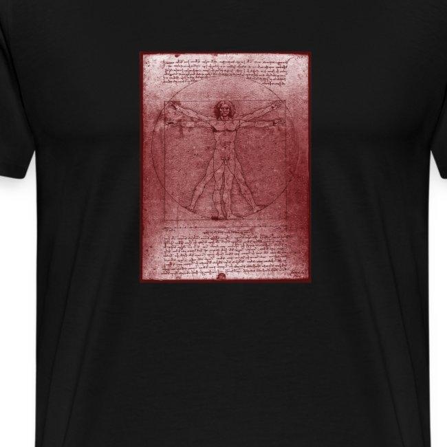 Da Vinci Vetruvian Man