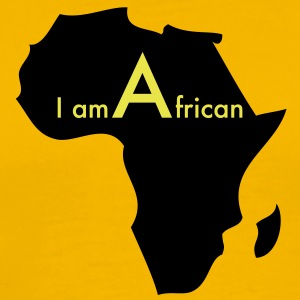 I am African T-shirt - Men's Premium T-Shirt