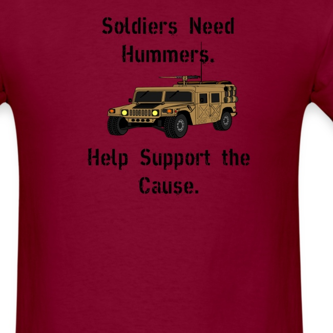 Soldiers Need Hummers