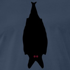 Halloween bat - Tie T-Shirts
