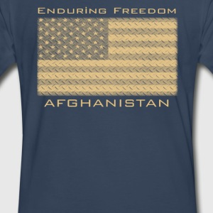 Operation Enduring Freedom Afghanistan T-Shirts - Men's Premium T-Shirt