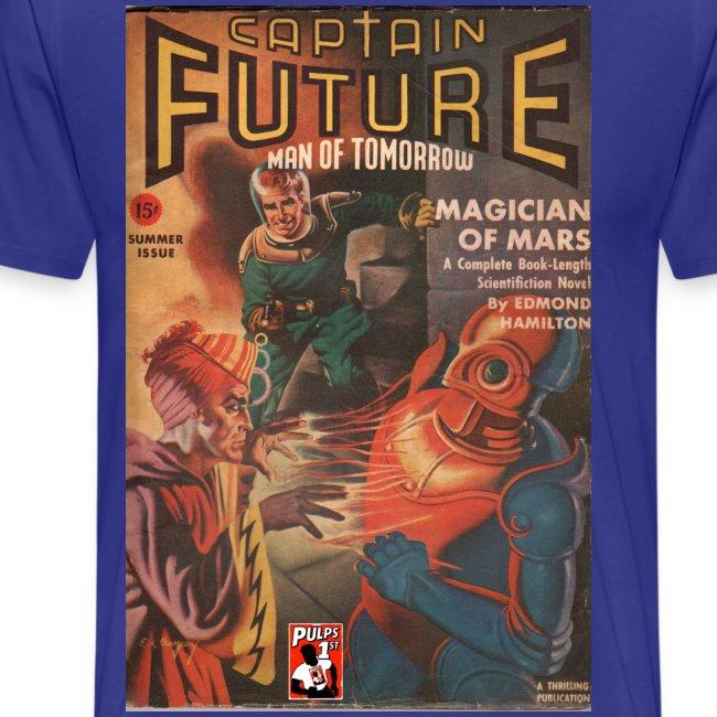 Captain Future  Sum 1041 3/4XL