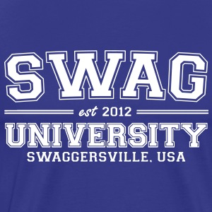 Swag University T-Shirts - Men's Premium T-Shirt
