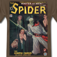 Design ~ The Spider July 1934