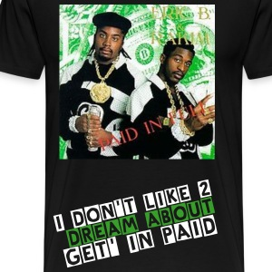paid in full T-Shirts - Men's Premium T-Shirt