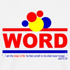 """Word"" by GP Wear T-Shirts"