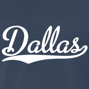 Dallas T-Shirt - Men's Premium T-Shirt