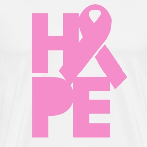 Pink Hope - Men's Premium T-Shirt