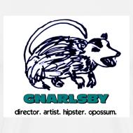 Design ~ Gnarlsby Men's T-shirt