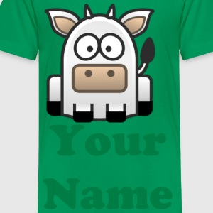 Milko The Cow - Kids' Premium T-Shirt