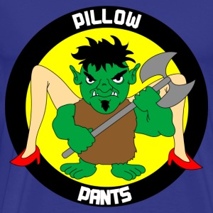 Pillow Pants - Men's Premium T-Shirt