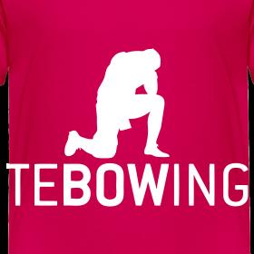 Design ~ Toddler Pink Tebowing