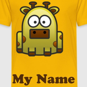Giraff Childrens T-shirt - Kids' Premium T-Shirt