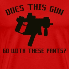 Does This Gun Go With These Pants?