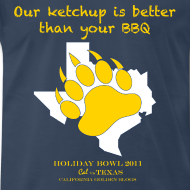 Design ~ Our Ketchup Is Better Than Your BBQ - Men's