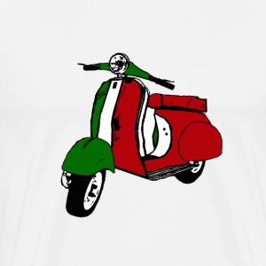 Scooter  - Men's Premium T-Shirt