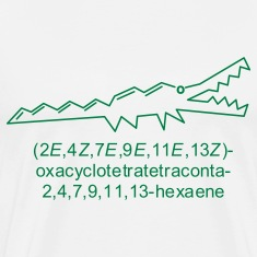 Crocene - Chemical Crocodile T-Shirts