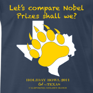 Design ~ Let's Compare Nobel Prizes, Shall We? -  Men's