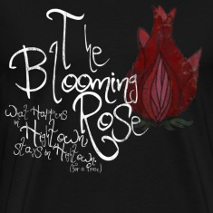 The Blooming Rose T-Shirts