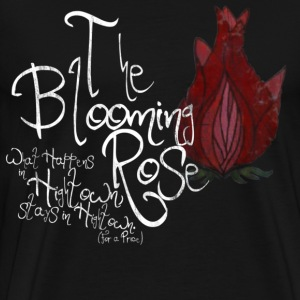 The Blooming Rose T-Shirts - Men's Premium T-Shirt