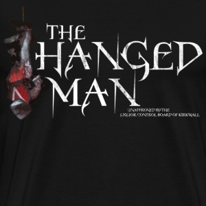 The Hanged Man T-Shirts - Men's Premium T-Shirt