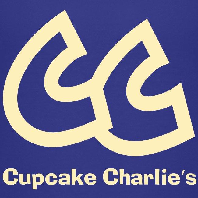 CC Cupcake Charlie's Kids Tee