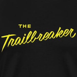 The Trailbreaker - Men's Premium T-Shirt