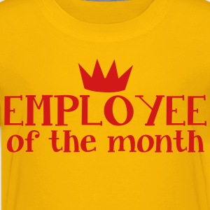 EMPLOYEE OF THE MONTH Kids' Shirts - Kids' Premium T-Shirt