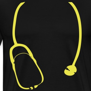 Stethoscope Shirt - Men's Premium T-Shirt