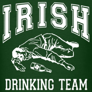 Irish Drinking Team - Men's T-Shirt