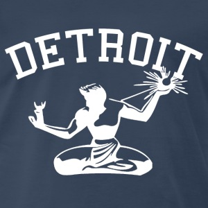 Spirit of Detroit - Men's Premium T-Shirt