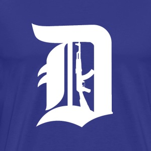 Defend Detroit - Men's Premium T-Shirt