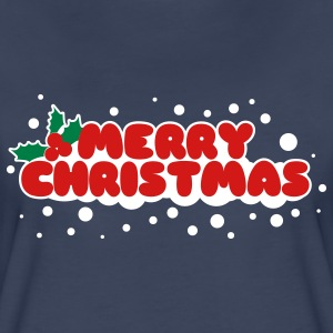 Merry Christmas Plus Size - Women's Premium T-Shirt