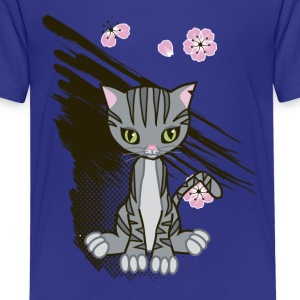 Cute Kitten Childrens T-shirt - Kids' Premium T-Shirt
