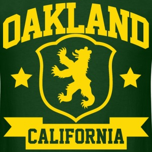 Oakland Heraldry - Men's T-Shirt