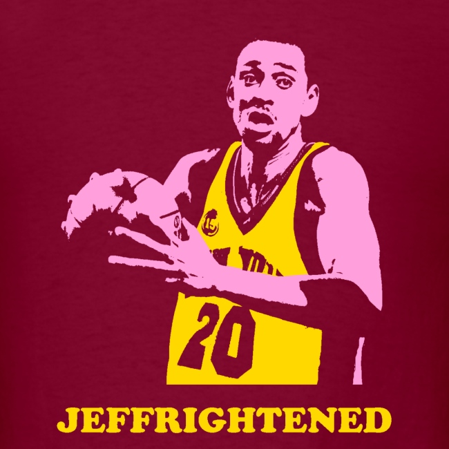 Jeffrightened YP