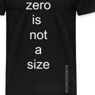 Design ~ zero is not a size