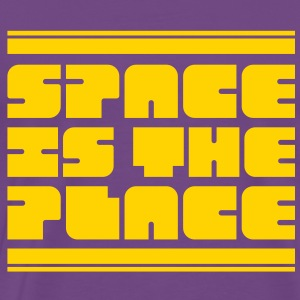 Space is the Place - Men's Premium T-Shirt
