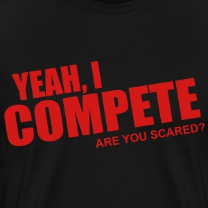 Competing - Men's Premium T-Shirt