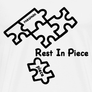 Rest In Piece - Men's Premium T-Shirt