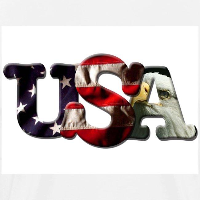 USA White