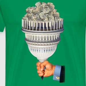 Capital Cash - Men's Premium T-Shirt